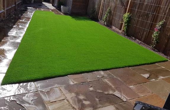 St James park synthetic grass portfolio