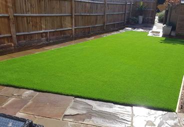 St James park artificial grass portfolio