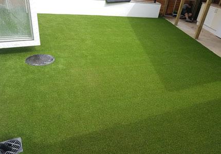 Hyde park artificial grass portfolio