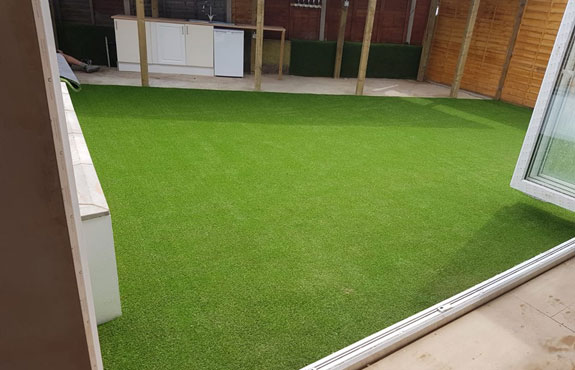 Hyde park synthetic grass portfolio