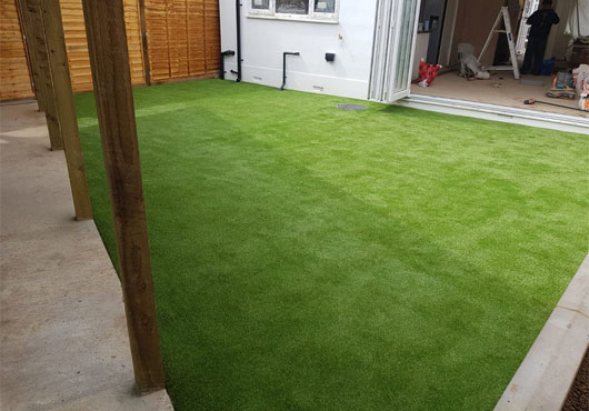 Hyde park plastic grass portfolio