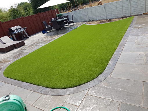 Regent's park synthetic grass portfolio