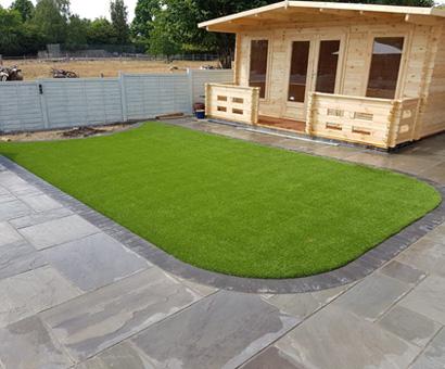 Regent's park artificial grass portfolio