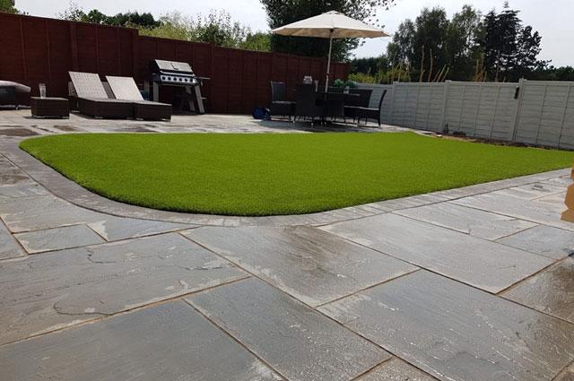 Regent's park plastic grass portfolio