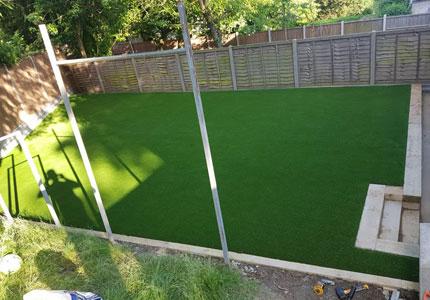 Richmond park artificial grass portfolio