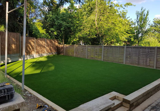 Richmond park plastic grass portfolio