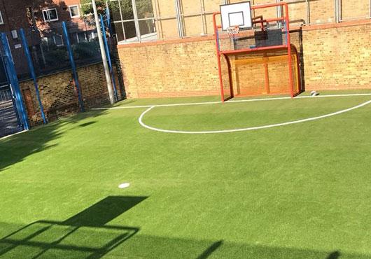 Specialised/Sports 23mm plastic grass portfolio