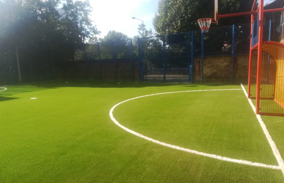 Specialised/Sports 23mm synthetic grass portfolio