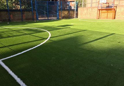 Specialised/Sports 23mm artificial grass portfolio