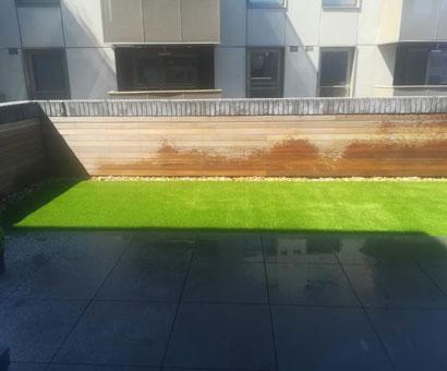 Victoria park artificial grass portfolio