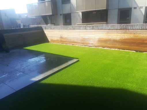 Victoria park synthetic grass portfolio
