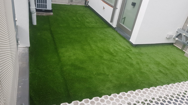 AstroLondon's artificial grass installation work in London